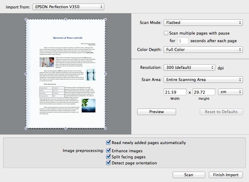 FineReader OCR Pro for Mac. Best OCR software for Mac