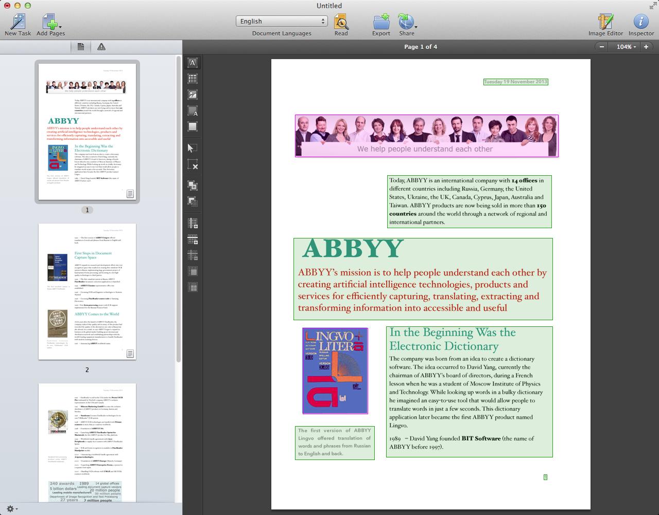 Abbyy finereader 9. 0 sprint free download italiano listpriority.