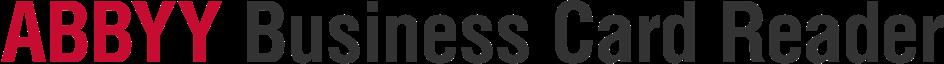 ABBYY BCR logo