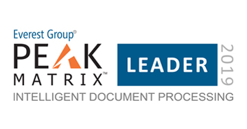 Everest Group Report names ABBYY leader in Intelligent Document Processing