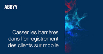 ebook enregistrement des clients sur mobile