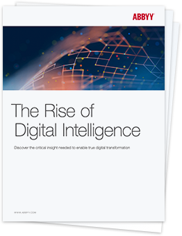 The Rise of Digital Intelligence. White Paper