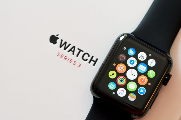 iOS Smartwatch how to use