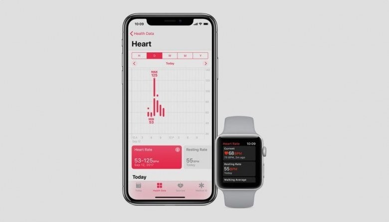 health Heart Rate app monitor heart rate