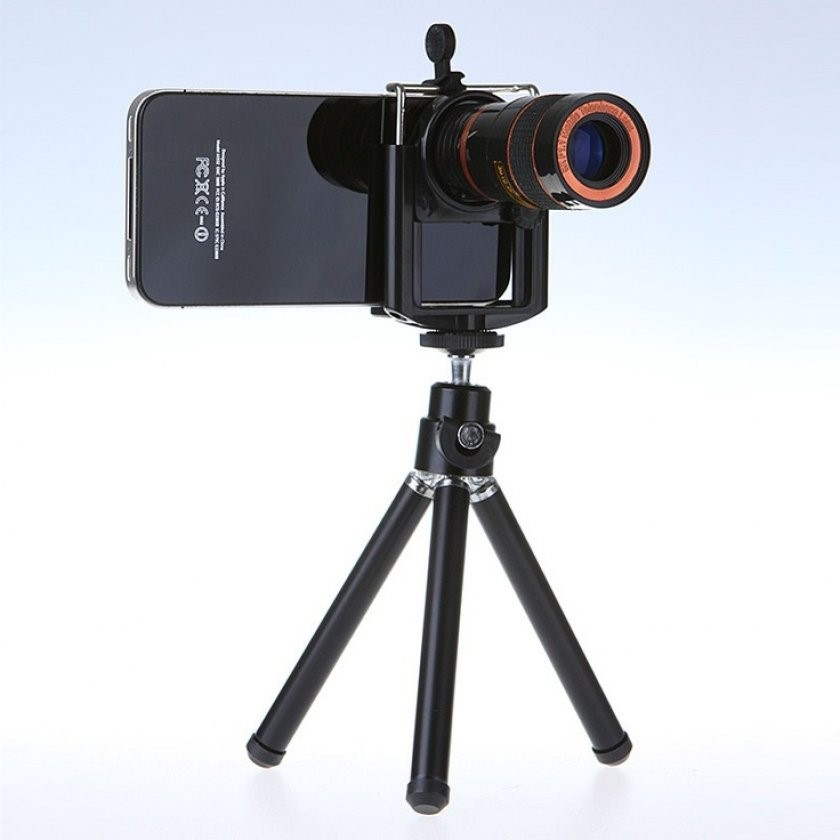gadget for selfies lens with tripods