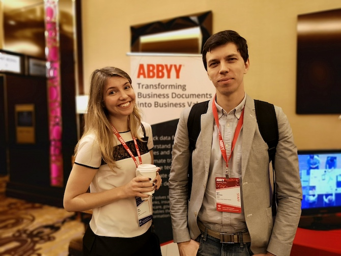 abbyy technology summit