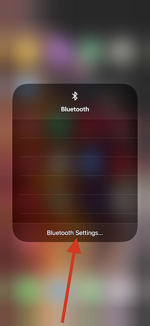wifi and bluetooth ios 13
