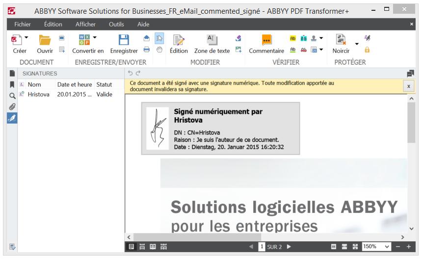 transformer un document en pdf gratuitement